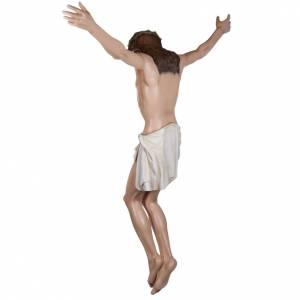 Cuerpo de Cristo  160cm en fibra de vidrio s10