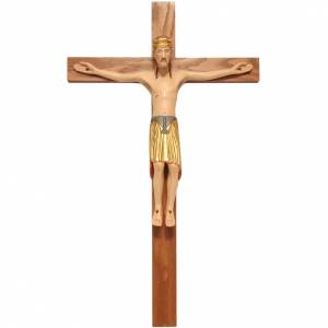 Cuerpo de Cristo Altenstadt 52 cm. madera Valgardena s1
