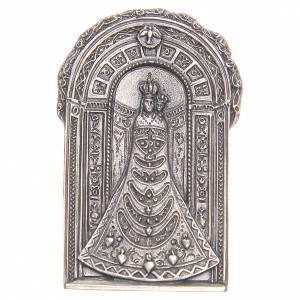 Cupola Loreto galvanica argento antico s1