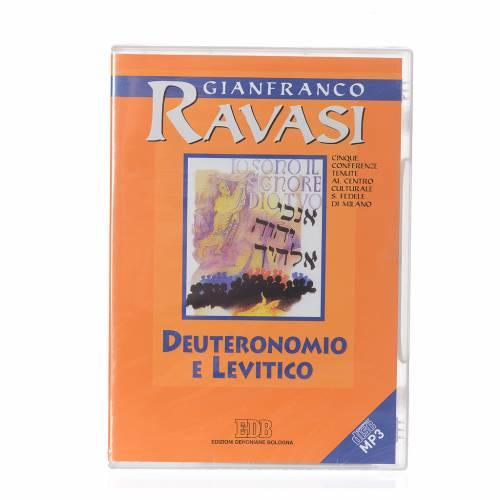 Deuteronomio e Levitico - Cd Conferenze s1