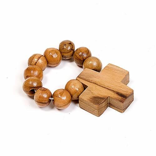 Dizainier,bois d'olivier Terre Sainte s1