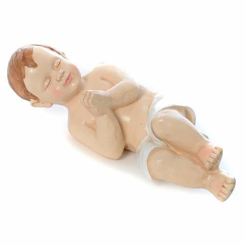 Enfant Jésus 120 cm résine gamme Martino Landi s4