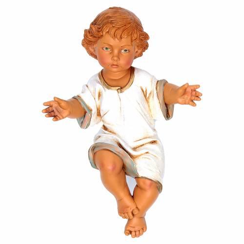 Enfant Jésus crèche Fontanini 65 cm résine s2