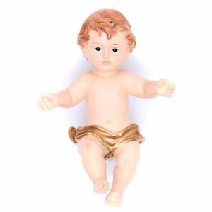 Enfant Jésus résine 28 cm s1