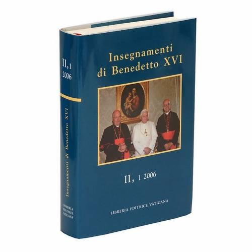 Enseignements de Benoit XVI ITALIEN s1