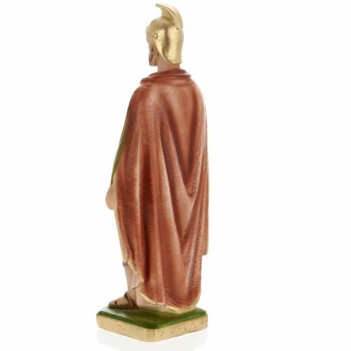 Estatua San Donato 30 cm. yeso s3