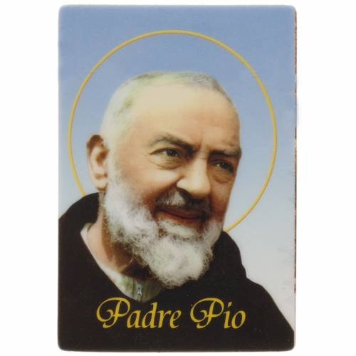Father Pio magnet s1