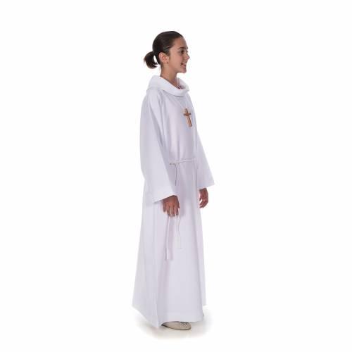First Communion alb, Economy model s4