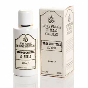 Champú naturales, Jabones  y pasta de diente: Gel de Baño de Miel (200 ml)