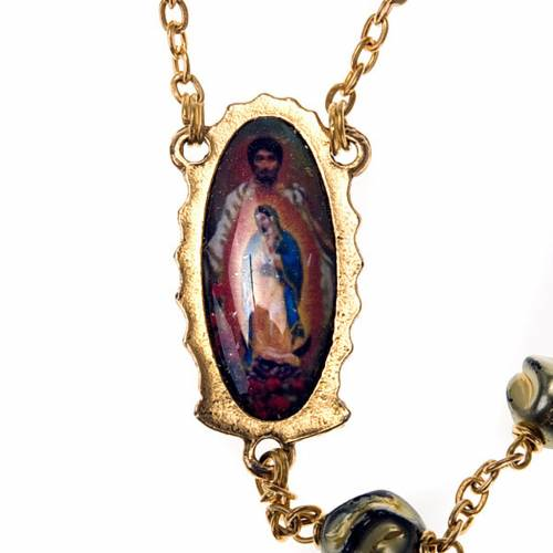 Ghirelli rosary Madonna of Guadalupe s2