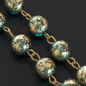 Ghirelli rosary Risen Christ 8 mm s5