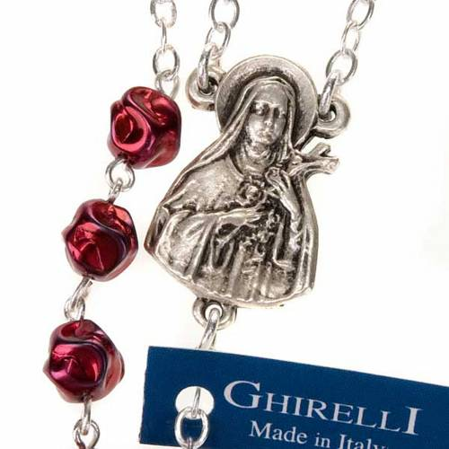 Ghirelli rosary Saint Therese of Lisieux s3