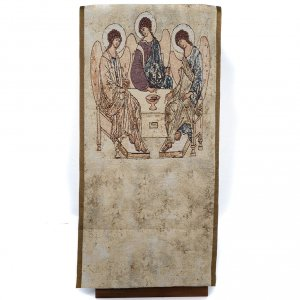 Holy Trinity pulpit cover s1