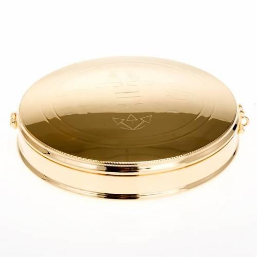 Host box for Magna Host in Golden Brass s1