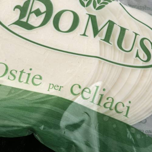 Hostie Magne pour coeliaques 25 pcs. diam. 7.5 cm s2
