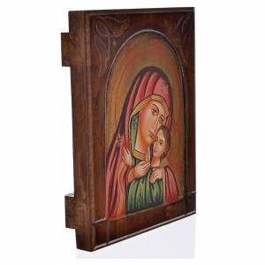 Icone Mère de Dieu de Kasperov Roumanie s2