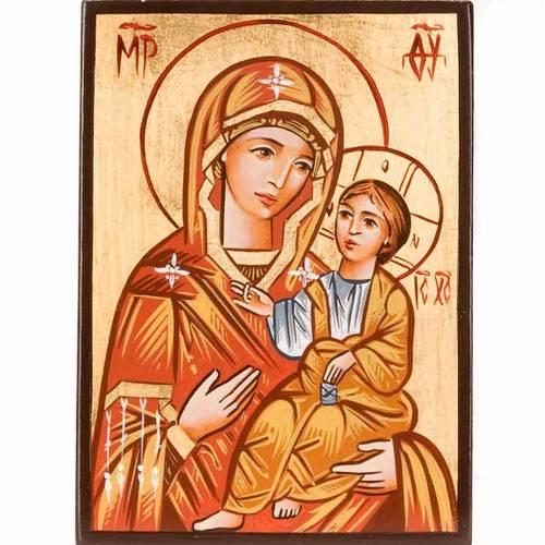 Icône Vierge Odighitria Roumanie s1
