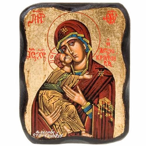 Icône Vierge Vladimir s3