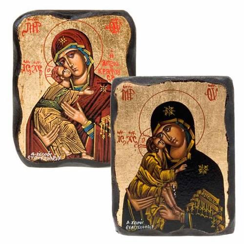Icône Vierge Vladimir s1
