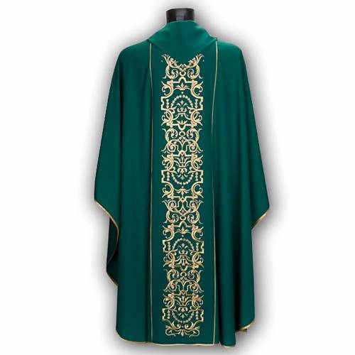 IHS chasuble and stole s5
