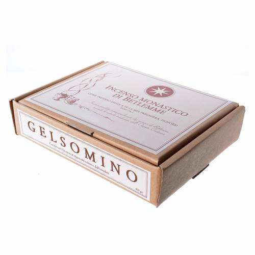 Incenso gelsomino 450 gr Monaci di Betlemme s2
