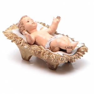 Jesús niño 12 cm Moranduzzo linea clasica s3