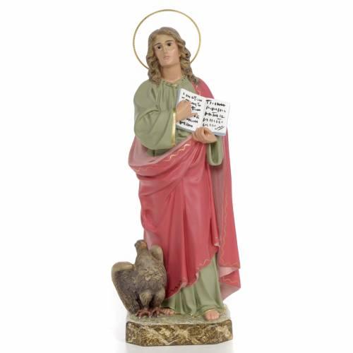 John the Evangelist wooden paste, 30cm s1