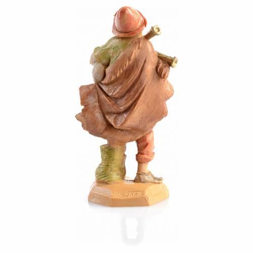 Joueur de cornemuse crèche 6,5 cm Fontanini 2