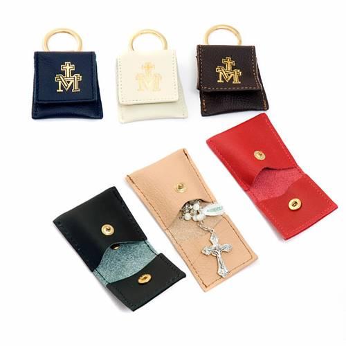 Key-ring rosary case s2