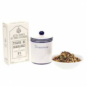 Herbaty: Koper włoski Herbata ziołowa Camaldoli 100 g