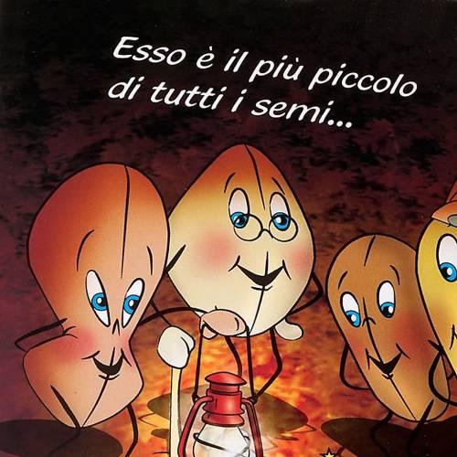 La parabole du grain de moutarde ITALIEN s2