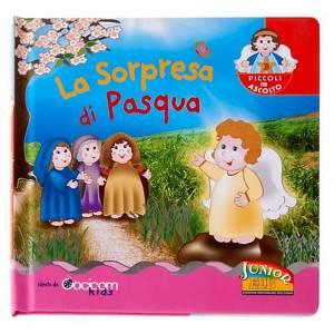 Livres pour enfants: La surprise de Pâques ITALIEN