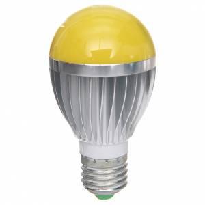 Luci presepe e lanterne: Lampada a led 5W dimmerabile gialla presepe