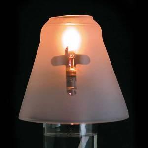 Lampada a cera liquida da altare s4
