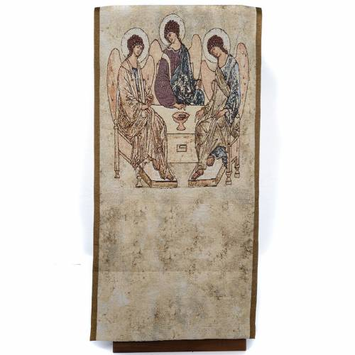 Lectern Cover the Holy Trinity s1