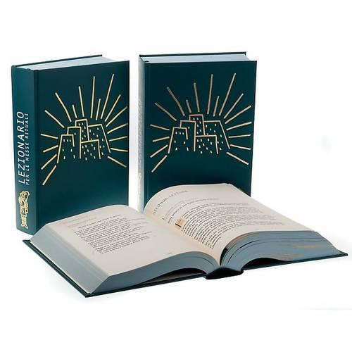 Lectionnaire des saints messes votives et rituels 3 volumes ITA s3