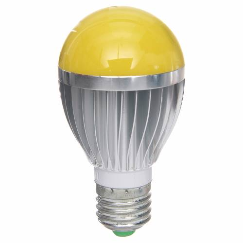 LED dimmerable, yellow light, 5W for nativities s1