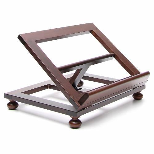 Leggio per libri in legno da tavolo classico top vendita online su holyart - Leggio per libri da tavolo ...