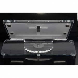 Leggio plexiglass croce s7
