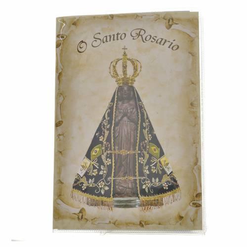 Libretto con rosario O Santo Rosario PORTOGHESE s1