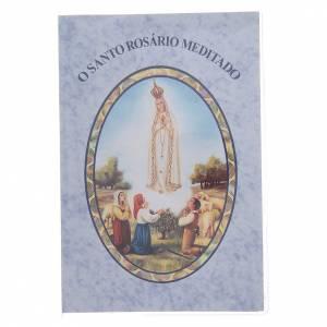 Libretto Il santo Rosario in portoghese s1