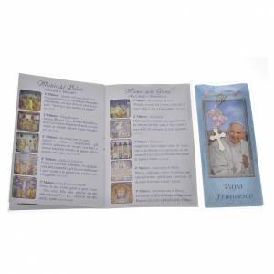 Libretto rosario Papa Francesco e rosario s3