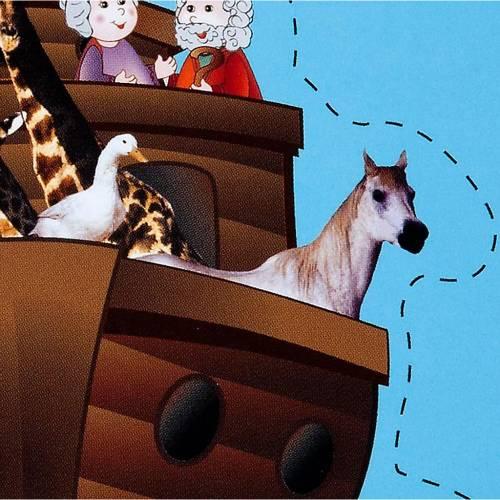 Chi c'è nell'Arca di Noè? 2-6 anni s2