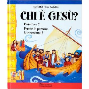 Libri per bambini e ragazzi: Chi è Gesù?