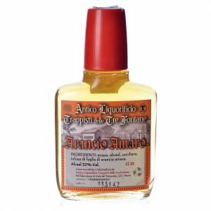 Liqueur d'orange amère Abbaye Tre Fontane 100 ml s1