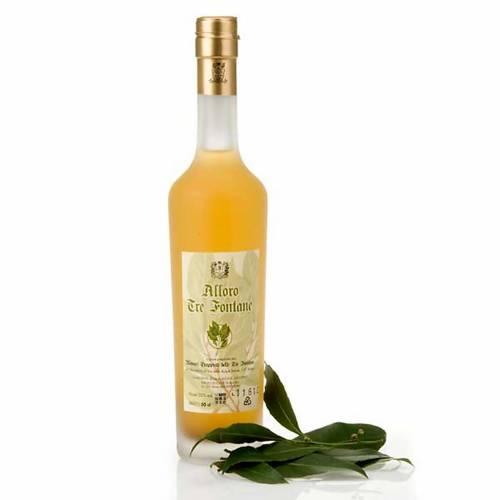 Liqueur laurier de Tre Fontane s1