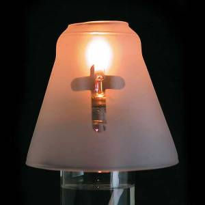 Liquid wax altar lamp s4