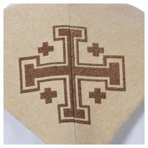 Liturgical stole Saint Anthony of Padua, beige s3