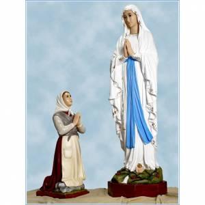Madonna di Lourdes e Bernadette Landi s1