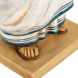 Madre Teresa di Calcutta 50 cm resina Fontanini s3